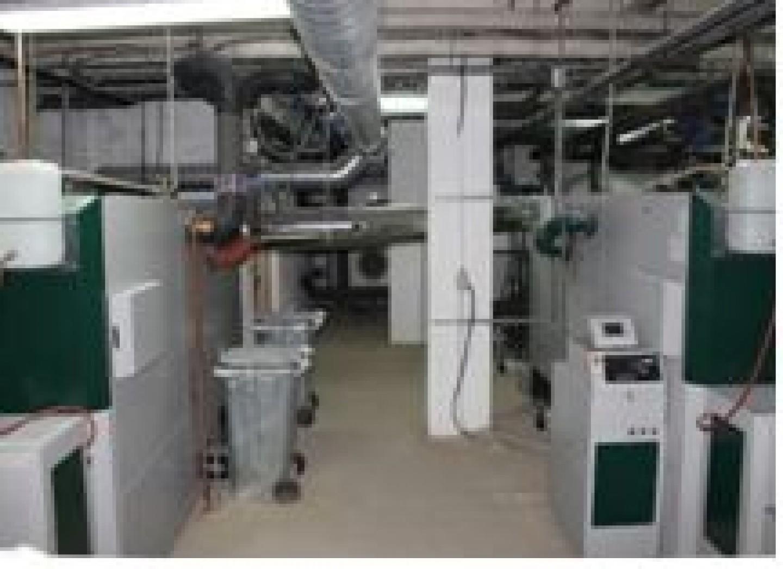 Instalación biomasa comunidades propietarios.Eficiencia energética