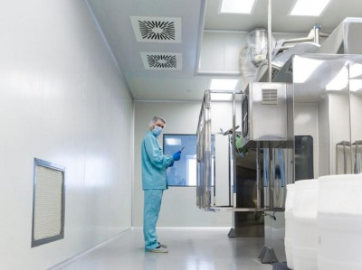 imagen de Dolmen CleanRoom se consolida como proveedor de salas blancas en las áreas sanitarias e industrial