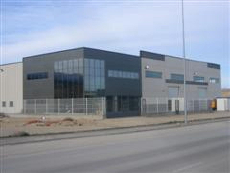 Centro logísticos palza hermanos Durban S.A.Edificación